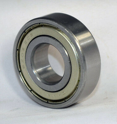 6206-ZZ C3 Premium Shielded Ball Bearing 30x62x16mm