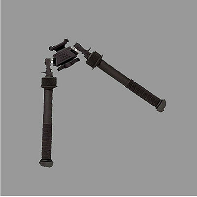 Accu-Shot BT10 Atlas Bipod Accu Shot with Picatinny Mount