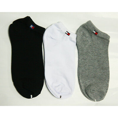 New 8 Pairs Mens Cotton Low Cut Ankle Socks Athletic Casual No Pattern #E1-1