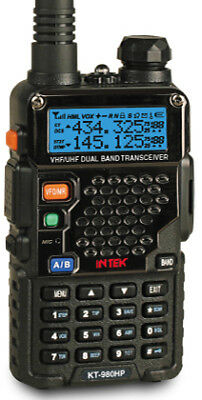 Handheld Transceiver - Intek KT-980HP Dual Band High Power