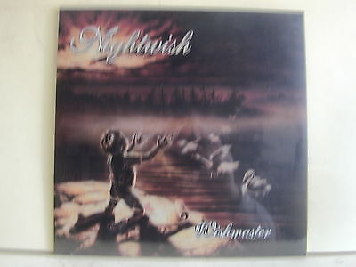Lp-Nightwish-Wishmaster-Stampa Eu 2000-Sigillato