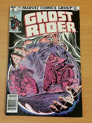 Ghost Rider #44 ~ VERY FINE VF ~ 1980 MARVEL COMICS