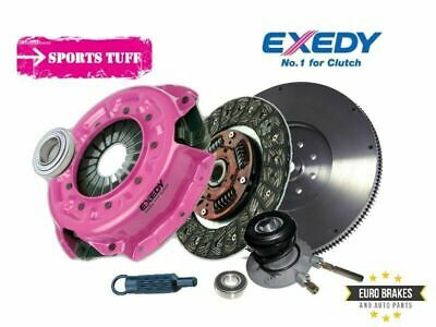 Holden Commodore Vz V6 Ute Heavy Duty Exedy Clutch Kit Inc Solid Flywheel