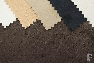 Faux Suede Fabric Superior Quality - 100% Polyester - Width 150 Cm