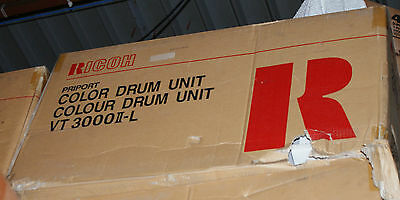 Ricoh VT6000/VT3800/VT3600 Oem Drum Unit---Brand New with case--In Box