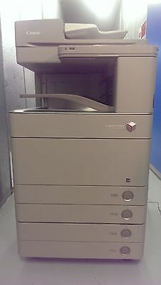 Cannon  imageRUNNER ADVANCE C5030    - Network Print Scan (Color) 60k Low Meter