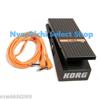 Korg expression volume pedal EXP-2 New