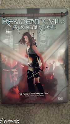 Resident Evil: Apocalypse (DVD, 2004, Special Edition)