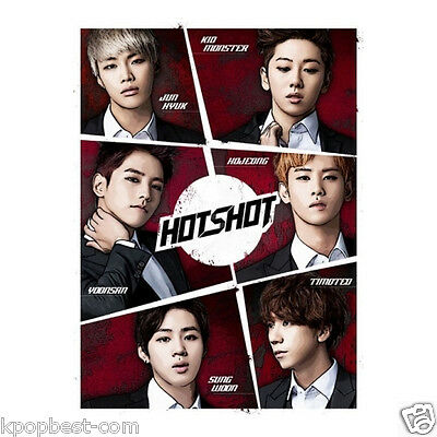 HOTSHOT - Take A Shot (Single Album) (1CD + Gift Photo)