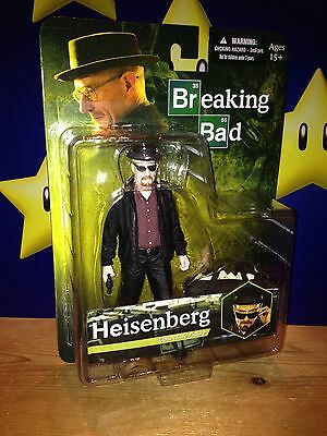 "Breaking Bad 6"" Walter White (Heisenberg) Mezco Collectable Figure *Brand New*"