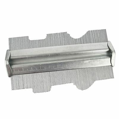 "125mm 5"" Metal Professional Contour Profile Gauge Tiling Laminate Tiles TE394"