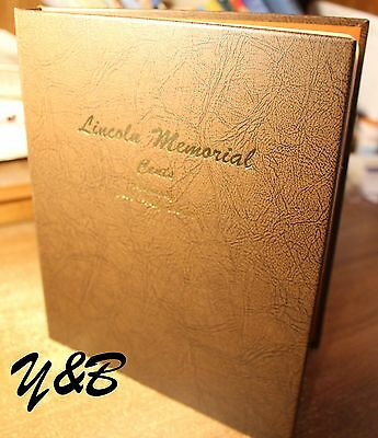 1959 - 2014 Lincoln Cent Memorial & Shield  PDS Proof Coin complete set
