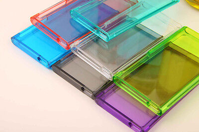 High Quality Ultra Thin Clear Hard Case Cover for iPod Nano 7 7th Generation