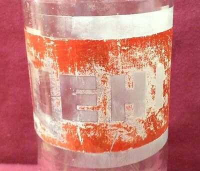 NEHI Vintage Soda Bottle