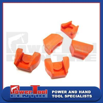5x New Paslode Nail Gun No Mar Rubber Shoe Foot Tip Replacement IM50 Spare Part