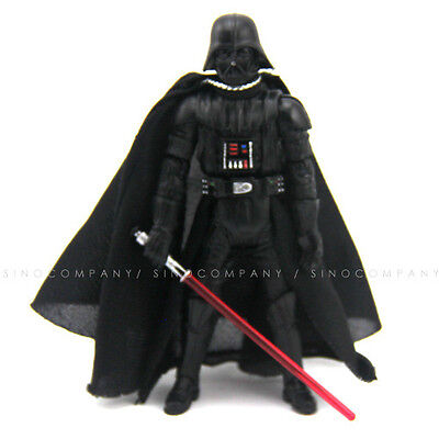 """New Star Wars 2005 Darth Vader Revenge Of The Sith ROTS 3.75"""" Action Figure Toy"""