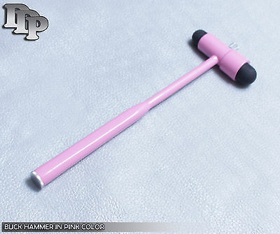 Buck Neurological Hammer In Pink Medical Surgical Instruments
