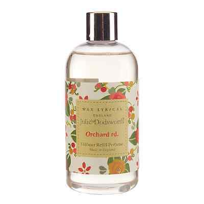 Wax Lyrical Julie Dodsworth Orchard Road 250ml Reed Diffuser Refill Oil NEW