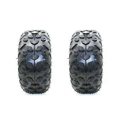 "2x NEW 145/70- 6"" Inch Tyre 50/70/90/110/125cc Quad Bike ATV Mower Buggy GoKart"