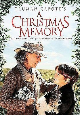 A Christmas Memory (DVD, 2007) Piper Laurie, Patty Duke   Brand NEW Capote novel