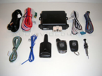 Code Alarm CA4553 Two-Way One-Button 2 Remote Start System Automatic Car Starter