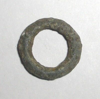 Celtic bronze ring, proto money, 600-400 BC. (Used for exchange before coins)