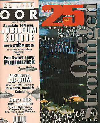 MAGAZINE OOR 1996 nr. 22 - METALLICA/RICHARD THOMPSON/BRIAN ENO/DAVID BOWIE