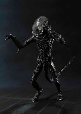 ALIEN BIG CHAP action figure~S.H. Monster Arts~HR Giger~Bandai~Ripley~1979~NIB
