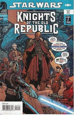 Star Wars Knights of the Old Republic 19 (US Comic) Dark Horse