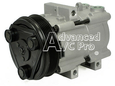 New AC A/C Compressor: 1997 98 99 00 01 02 03 04 05 2006 Ford F150 V6 4.2L ONLY