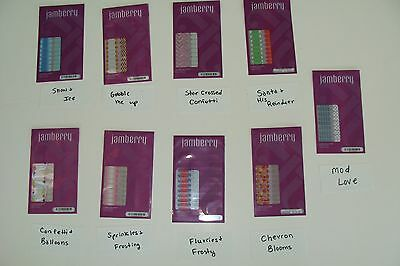 Jamberry Nails Wraps Full Sheet Various Designs New Children's Kids Childrens