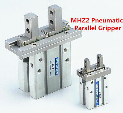 NEW 1PC MHZ2-10D Pneumatic Parallel Air Gripper Cylinder SMC Type Bore 10mm