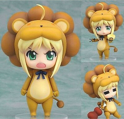 Nendoroid 50 Saber Lion Fate / Stay Night Anime Figure