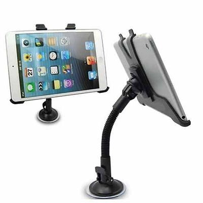 Car Windshield Suction Cup Mount Holder Stand Bracket For iPad Mini 1/2 Retina