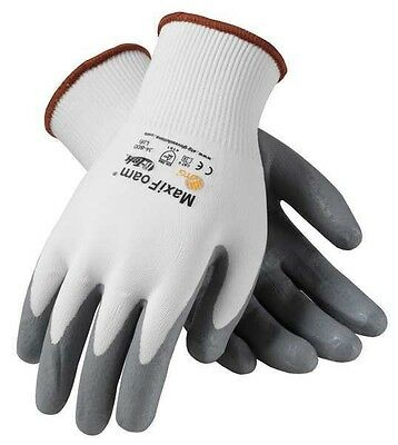 PIP MaxiFoam G-Tek Premium Nitrile Foam Coated Gloves XL 12 Pack (34-800-XL)