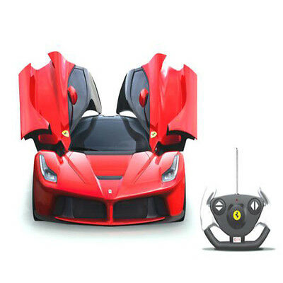 1:14 Official Ferrari Cars RDC Radio Controlled Remote Control Toy Gift Car New