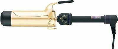"""Hot Tools Salon Curling iron Professional 2"""" - Gold 24K Surface - Model# 1111"""