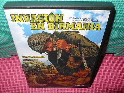 Invasion Birmania - Samuel Fuller -