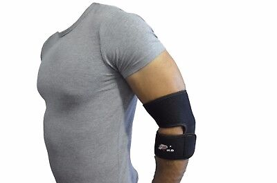 Neoprene Adjustable Tennis Elbow Support Arthritis Golfers Strap Brace Gym Sport