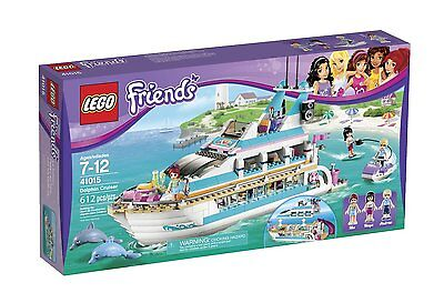 BRAND NEW! LEGO Friends Dolphin Cruiser
