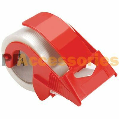 "2"" Packing Tape Hand Dispenser for House Moving Shipping Box 75' Packaging Tape"
