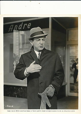 BOBBY DARIN/IF A MAN ANSWERS/8X10 ORIGINAL PHOTO AA4304