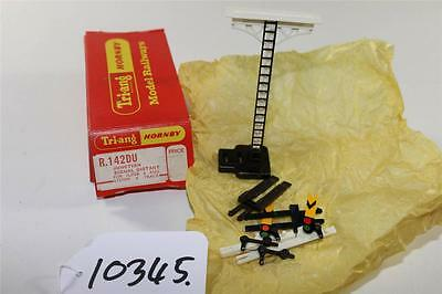 Triang Hornby OO Scale Semaphore Distant Junction Manual signal R.142DU (10345)