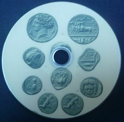 Ancient Roman & Medieval Greek Coins Tokens & Medals 145 Rare Vintage Books DVD