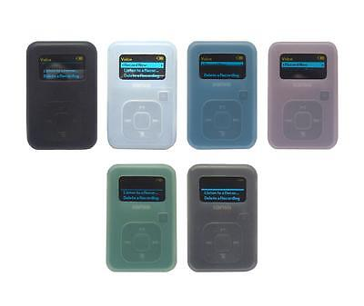 for Sandisk Sansa Clip+ MP3 Player (SDMX18) Soft Silicone Rubber Skin Cover Case