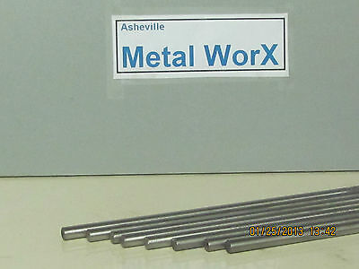 """1/8"""" .125  Stainless Steel Rod / Bar Round 304   4 Pcs  24"""" Long"""