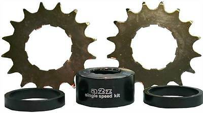 Single Speed Bike Cassette Conversion Kit  -  Shimano Compatable