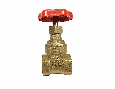 "1/2"" BSP Gate Valve 
