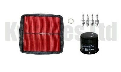 Service Kit Filters Plugs for Suzuki GSF600 Unfaired Bandit 1995-1999