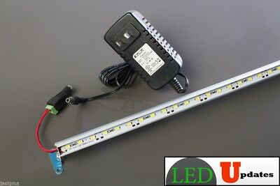 2ft Showcase display LED light pure white V5630 with UL Listed Power supply U.S